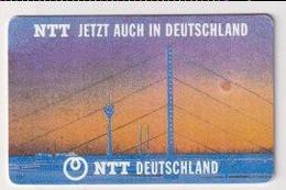 TK 30373 GERMANY - Chip K444 09.91 2.000 DPR NTT - K-Series : Serie Clientes