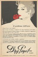 # Dr. PAYOT (type 6) CREME HYDRATANTE 1950s Advert Pubblicità Publicitè Reklame Cream Creme Hydratante Protector Beautè - Non Classificati