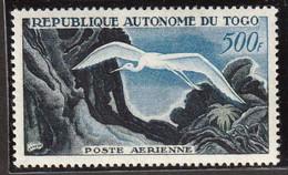 TOGO - Faune, Oiseau - Y&T PA 28-33 - Togo (1960-...)