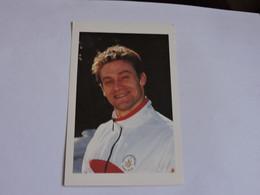 HANDBALL - Equipe De FRANCE - Laurent MUNIER (SUEDE  CM 1993)   A0438 - Pallamano