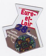 Magnet Le Gaulois - Eure-et-Loir 28 - Magnets