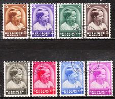 438/45  Prince Baudouin - Série Complète - Oblit. - LOOK!!!! - Used Stamps