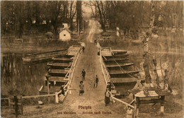 Pöstyen - Brücke Nach Banka - Eslovaquia