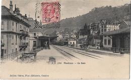 MONTREUX -- La Gare - VD Waadt