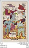 CPA - Illustrateur - Dessin - Remontage - (ref A55) - Humor