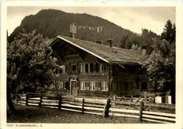 Post Blankenburg I. S. - BE Berne
