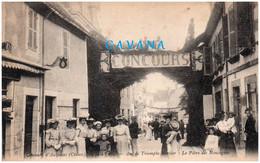 23 Concours D'AUZANCES - 19 Juin 1904 - Arc De Triomphe : Le Patre Des Montagnes - Auzances