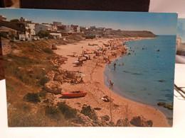 Cartolina  Capo Rizzuto Prov Crotone Spiaggia - Crotone