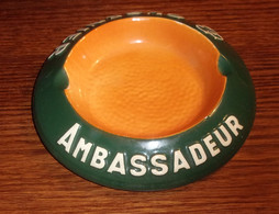 Cendrier Cusenier Ambassadeur Longchamp - Otros