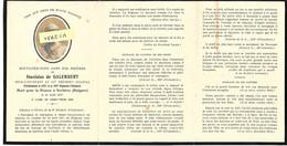 Faire - Part - MILITAIRE - Stanislas De GALEMBERT Sous-Lieutenantau 42° Rég. Colonial, Mort à Sévliévo Le 21/8/1918 - Obituary Notices