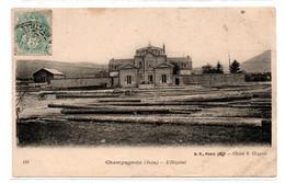 Champagnole - L'Hopital - CPA ° - Champagnole