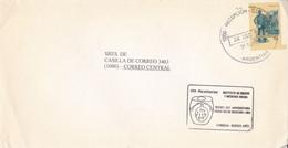 "ARGENTINE. ""USA PRESERVATIVO"" PRESERVATIF CONDOM SIDA VIH HIV. CACHET SPECIAL, 1999. CIRCULEE. -LILHU - Ziekte"
