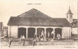 Dépt 70 - SEVEUX - La Fontaine - (Éditeur : A. Bergeret, Lib.) - Sonstige Gemeinden