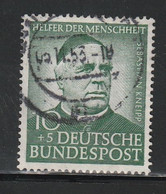 Bundesrepublik Deutschland - 1953 - Mi. 174 Gestempelt (D837) - Usados