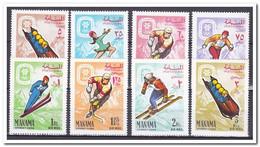 Manama 1967, Postfris MNH, Olympic Winter Games - Manama