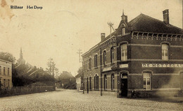 Rillaer Het Dorp Circulée En 1934 - Aarschot