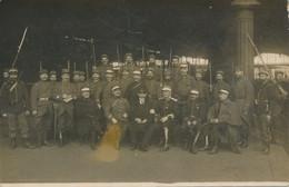 80) AMIENS : Souvenir à M. Diriquen - Chef De Gare à Arras - Chevalier De La Légion D'Honneur (1915) - Amiens