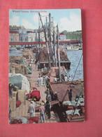 Wharf Scene Havana   Cuba  Ref  4534 - Cuba