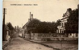 Vivieres - Grande Rue - Otros Municipios