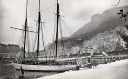 V12 96Hys  Monaco Le Port Voilier 3 Mats En TBE - Harbor