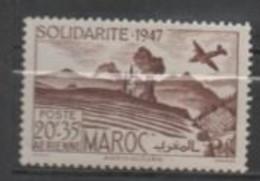Maroc, Poste Aérienne N°66** - Luchtpost