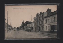 (18/12/20) 76-CPA MESNIL ESNARD - ROUTE DE PARIS - LA MAIRIE - Andere Gemeenten