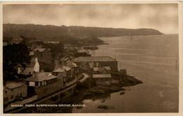 Menai - Bangor - Caernarvonshire