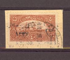 Turkey Michel 748 On Piece (373) - 1920-21 Anatolia