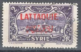 Lattaquie 1931 Yvert#9 Used - Oblitérés