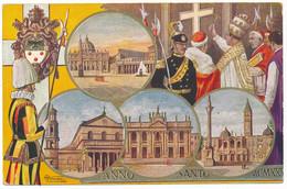2c.775.  ROMA - Anno Santo 1925 - Illustrata O. Annibali - Other