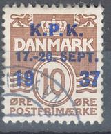 Denmark 1937 Mi#241 Used - Gebraucht
