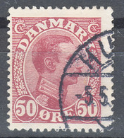 Denmark 1913 Mi#73 Used - Gebraucht