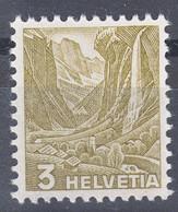 Switzerland 1936 Mi#297 Mint Never Hinged - Nuevos