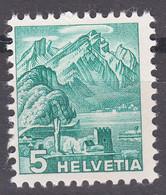Switzerland 1936 Mi#298 Mint Never Hinged - Nuevos
