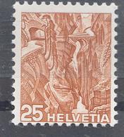 Switzerland 1936 Mi#302 Mint Never Hinged - Nuevos