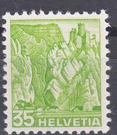 Switzerland 1936 Mi#304 Mint Never Hinged - Nuevos