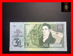 GUERNSEY 1 £   2013  P. 62   *commemorative*   UNC - Guernsey