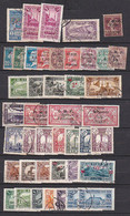 Ou048 SYRIE Lot Timbres N*, N,  (O) - Unclassified