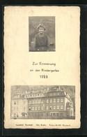AK Karlsbad-Fischern, Kindergarten 1925, Süsses Mädchen - República Checa