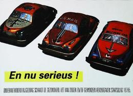 ► Carte Postale Postcard - Jouet Toy Automobile - Pubblicitari