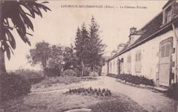 QK - Lote 6 Cartes - Châteaux De France: Bannay, Nérondes, Louroux.Bourbonnais, Marigny, Les Thernes  (neuf) - 5 - 99 Postcards