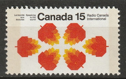 Canada 1971 Sc 541p  MNH** - Nuovi