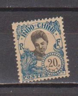 INDOCHINE        N°  YVERT  113    NEUF AVEC CHARNIERES      (CHAR   02/31) - Unused Stamps