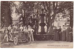 SYLVANES  - La Fontaine - Otros Municipios