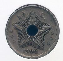 CONGO - ALBERT II * 10 Cent 1922 * Z.Fraai * Nr 10134 - 1910-1934: Albert I
