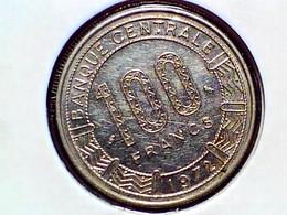 Chad 100 Francs 1972 KM 2 - Chad