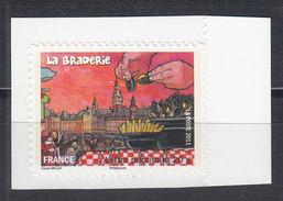 La Braderie De Lille, AUTO ADHESIF N° 568a, 2011  Neuf **   Grande Marge - KlebeBriefmarken