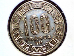 Chad 100 Francs 1998 KM 3 - Chad