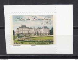 Palais Du Luxembourg, AUTO ADHESIF,  2012, N°730A  Neuf **   Grande Marge - KlebeBriefmarken