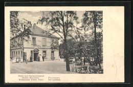 AK Fischern, Hotel Bellevue - República Checa